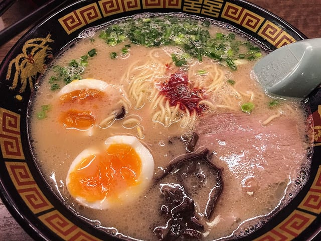 Ramen in Japan - How to Eat in Japan on a Budget