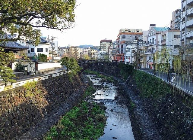 Exploring the history of Nagasaki, Japan