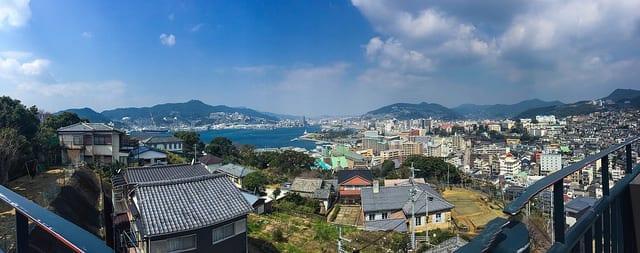 Nagasaki, Japan is really beautiful