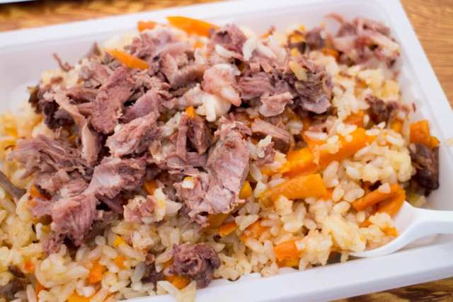 Plov or Paloo - One of the Traditional Foods of Kyrgyzstan
