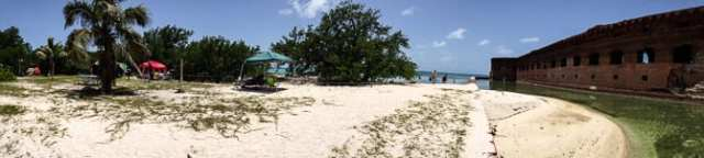 Key West on a Budget: Camp at Dry Tortugas Park