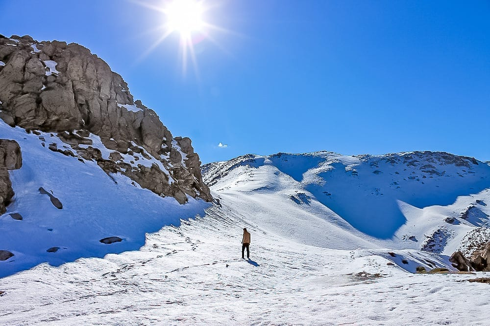 The Kurdistan Mountains - Solo Female Travel in Iran