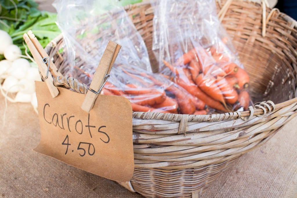 Fernandina Beach Farmer's Market finds - Cooking Class on Amelia Island