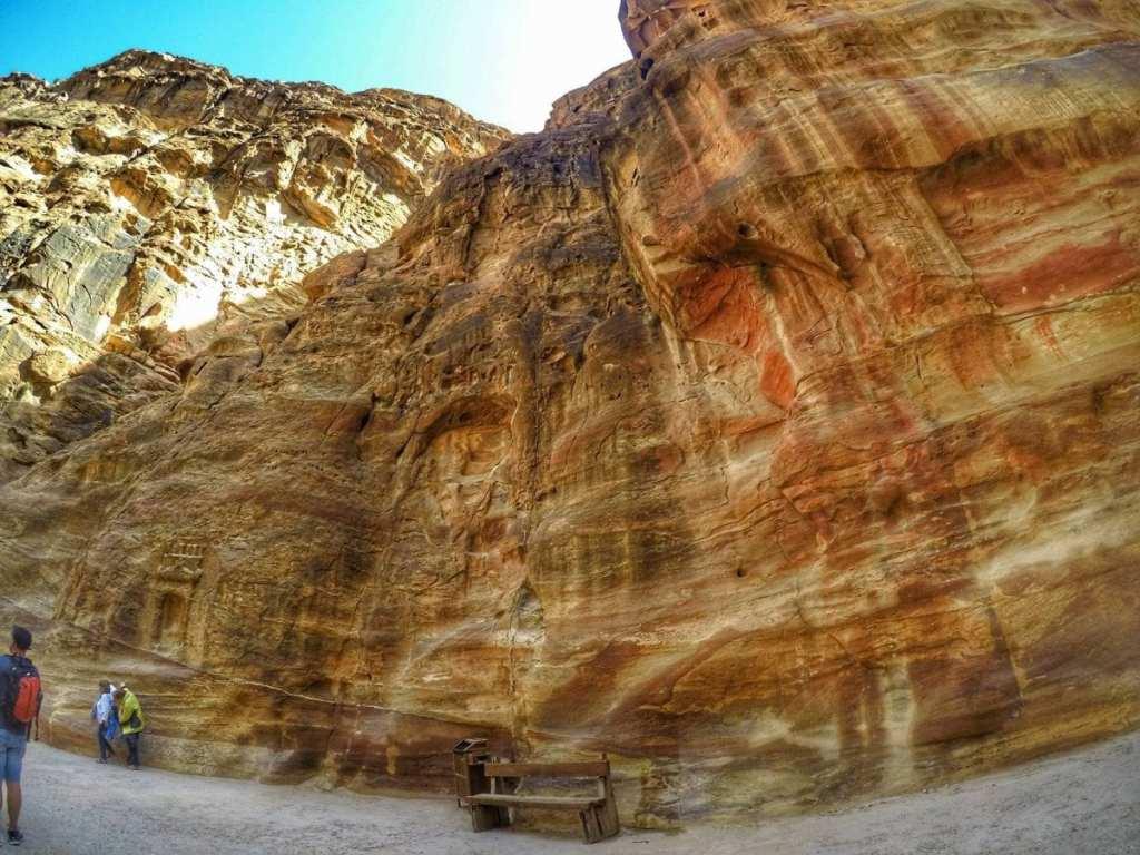 The Street of Facades at Petra, Jordan - Visit Petra