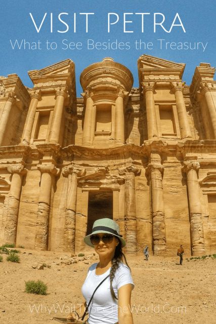 Visit Petra - What to See in Petra Besides the Treasury
