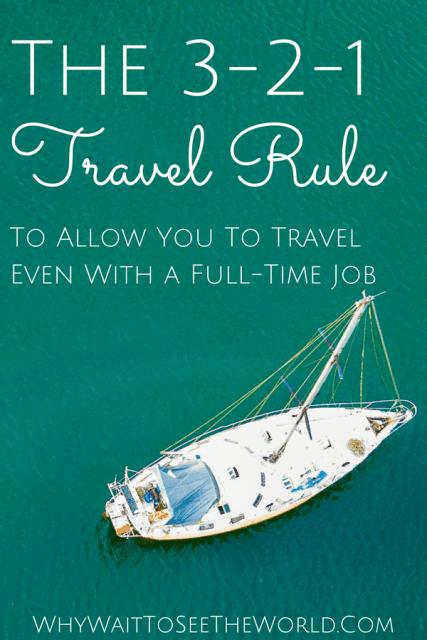 The 3-2-1 Travel Rule