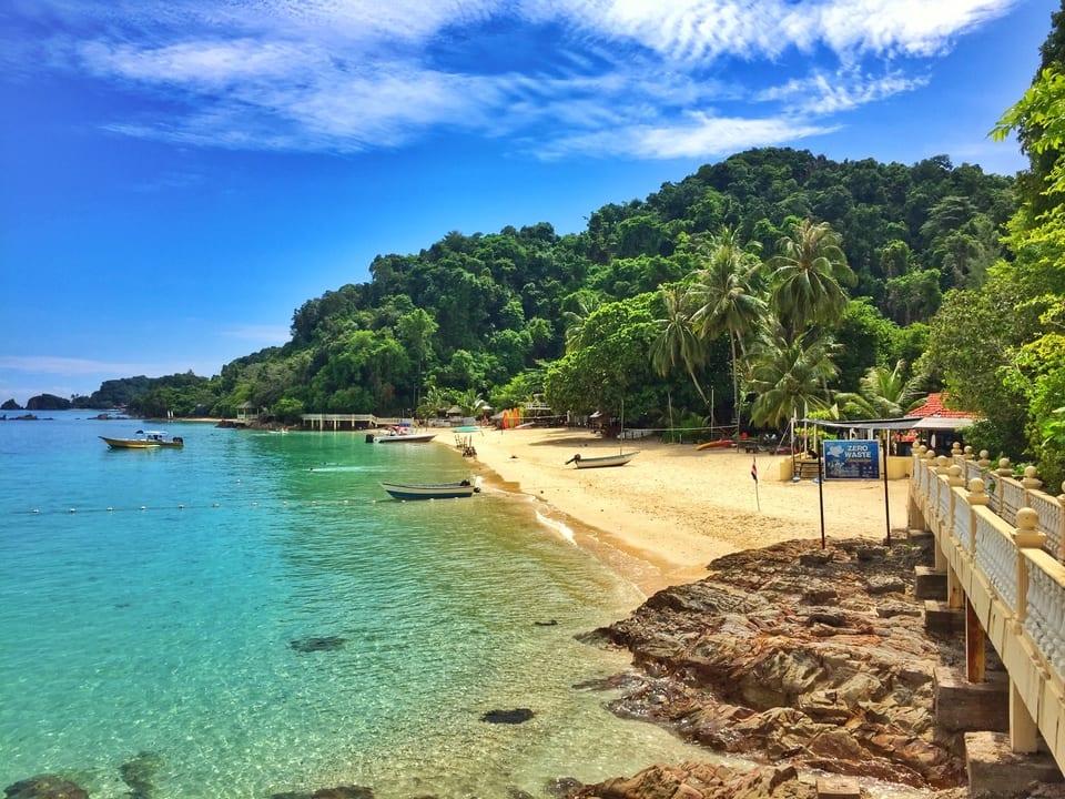 Where to Stay on Kapas Island
