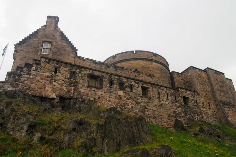 Exploring Edinburgh Castle While Attending the Fringe Festival