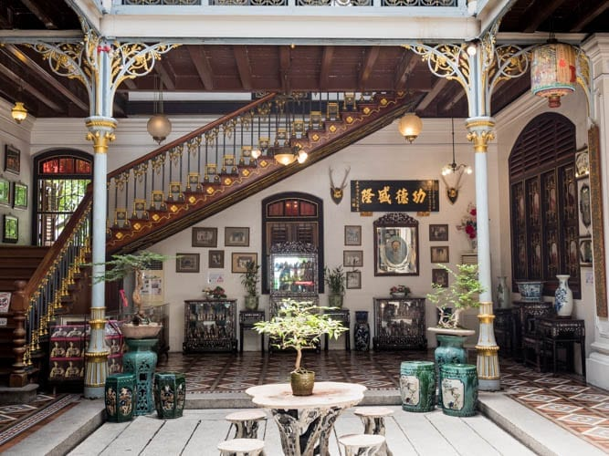 The Eastern and Oriental Hotel in George Town, Malaysia - Luxury Malaysia Holiday