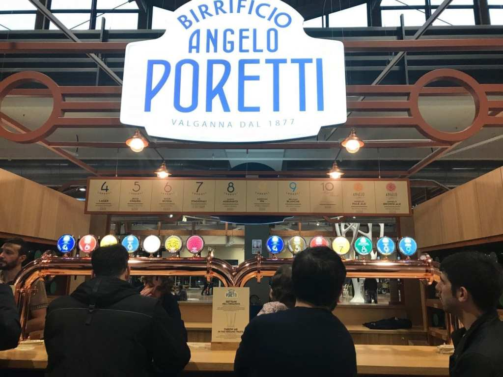 Exploring Fico Eataly - Italian Craft Beer
