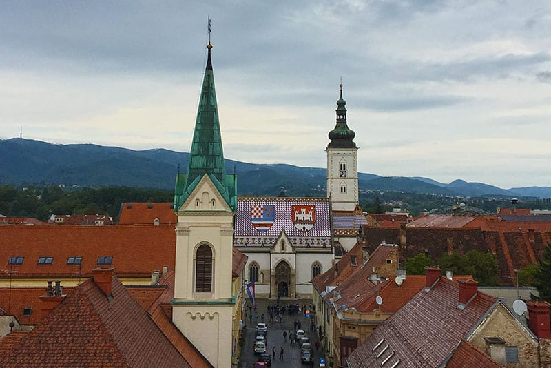 Things to Do in Zagreb - The Upper Town