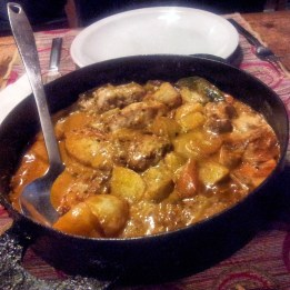 cocina disco restaurant El Calafate