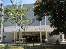 St John's Hospital silver jubilee block