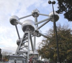 World Fair Brussels Atomium