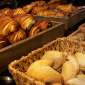 continental buffet breakfast Park Inn by Raddison