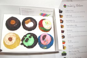 Baked by Melissa cupcake box flavours