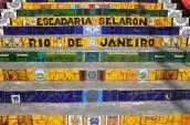 Escaderia Selaron Rio de Janeiro