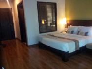 hotel room interior Crown Lanta