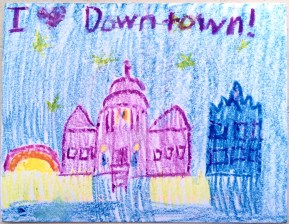 I <3 Downtown!