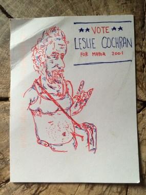 Leslie Cochran for Mayor