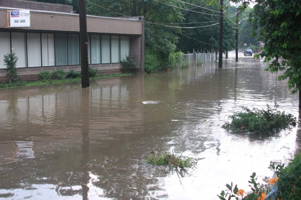 East Germantown residents hope city offers flood bailout - WHYY