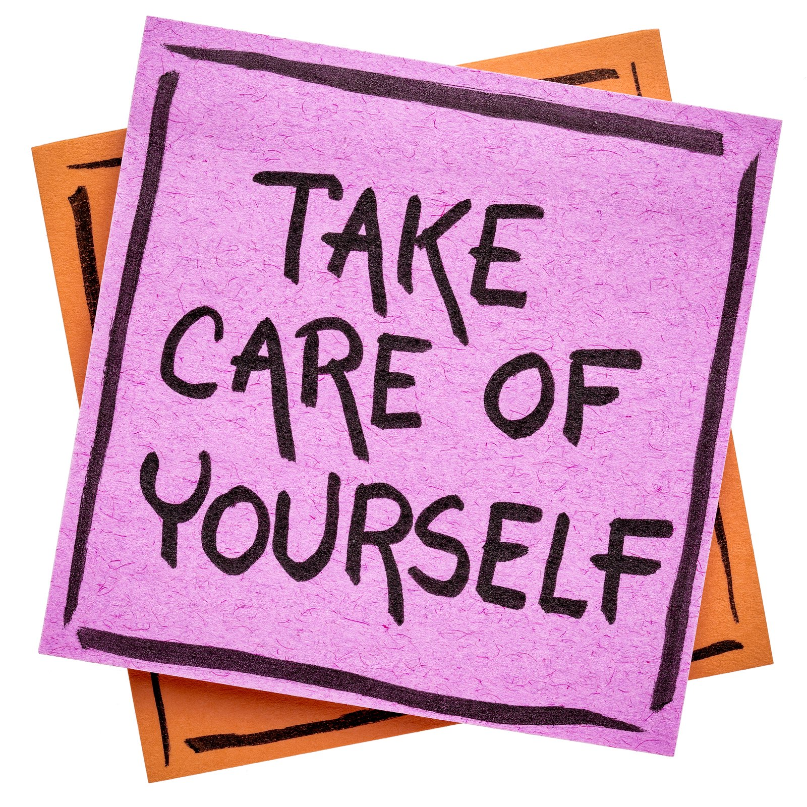 5 Steps To Self Care For Parents In The New Year
