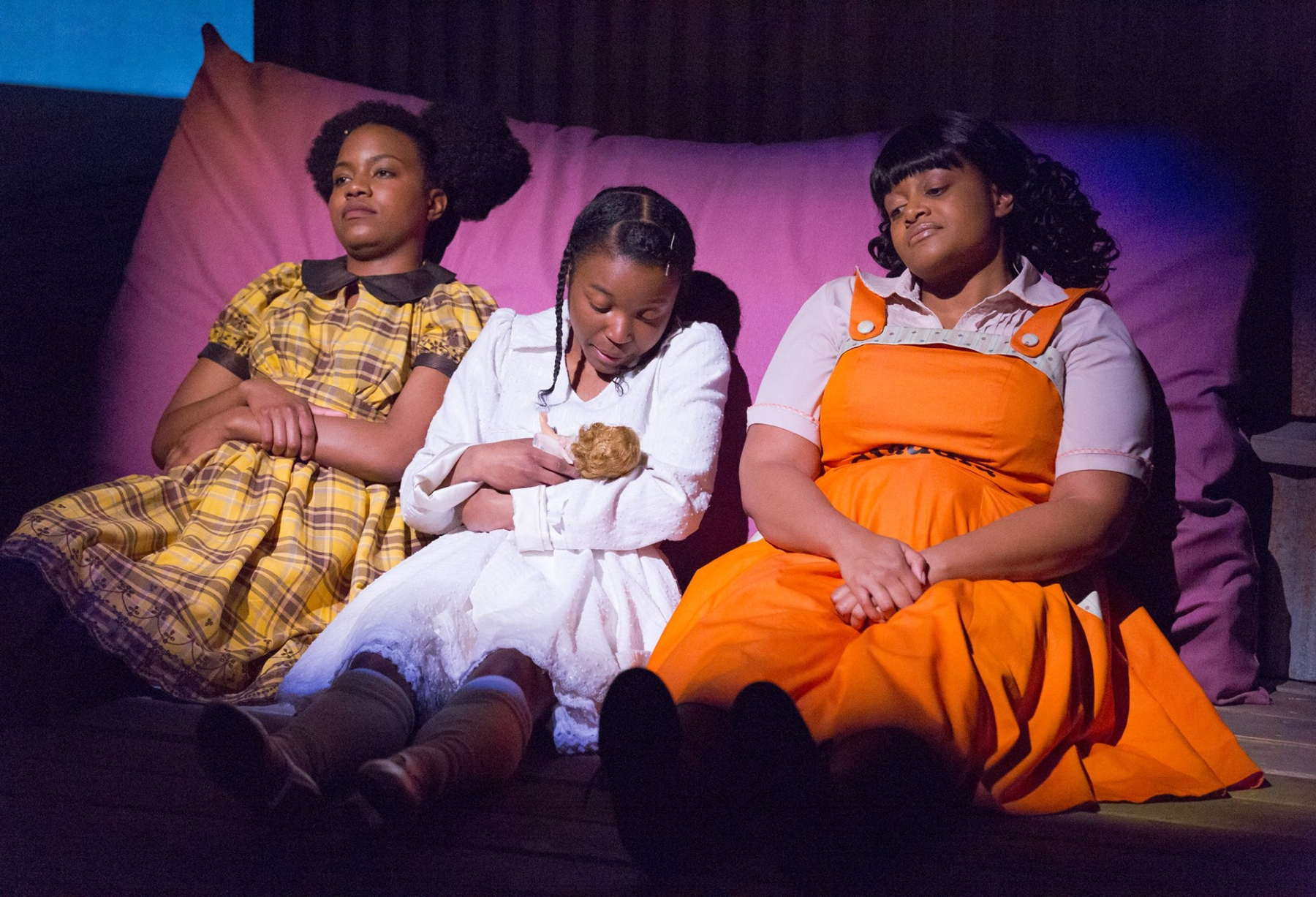 For Cast At Arden Theatre Bluest Eye Was A Childhood