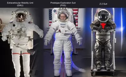 SpaceX CEO Elon Musk reveals the spacesuit for Dragon ...