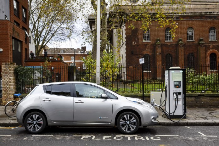 how the uk's energy grid will cope with the electric car revolution