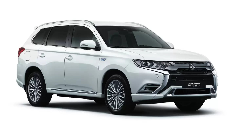 Plug Hybrid Mitsubishi
