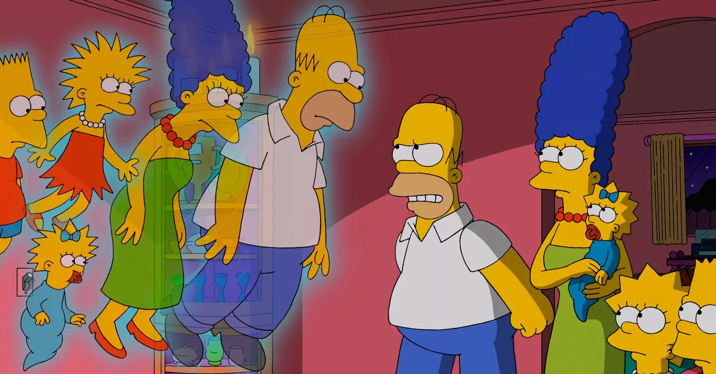 The Unstoppable Meme Machine Is Tearing The Simpsons In Two Wired Uk