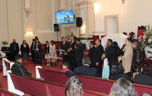 Hispanic Mission Group Organized in South Milwaukee