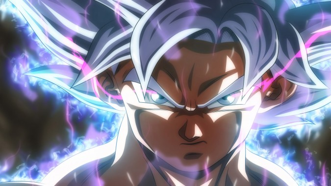 Goku Ultra Instinto En Movimiento 1280x720 Download Hd Wallpaper Wallpapertip
