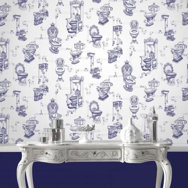 Papier Peint Original Pour Toilette Papier Peint De Toilette 1101x1100 Wallpapertip