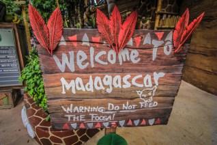 USS - Madagaskar