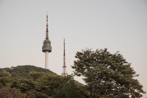Wieża N Seoul