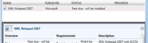 Deploy Applications in SCCM 2012
