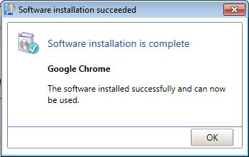 Software installation - part 3