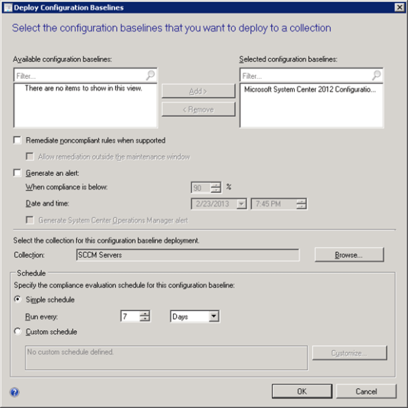 System Center 2012 Configuration Manager Configuration Pack