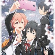 Anime My Teen Romantic Comedy SNAFU Season 3 Ungkap Penyanyi Lagu Temanya 13