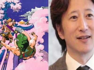 Hirohiko Araki Memasukan Referensi JoJo Ke Dalam Poster Paralympic Games Karyanya 21