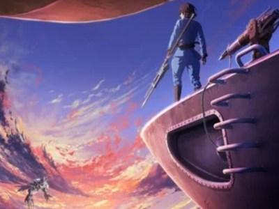 Anime Drifting Dragons Dikonfirmasi Akan Tayang Sebanyak 12 Episode 21