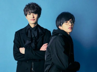 "Manga BL ""The Night Beyond the Tricornered Window"" Dapatkan Film Live-Action 17"