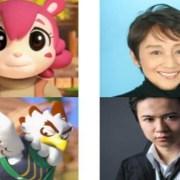 Film Anime 3D CG Shimajirō to Sora Tobu Fune Diperankan Oleh Keiko Han & Tomokazu Sugita 15