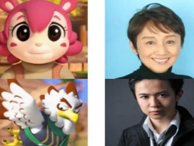 Film Anime 3D CG Shimajirō to Sora Tobu Fune Diperankan Oleh Keiko Han & Tomokazu Sugita 6