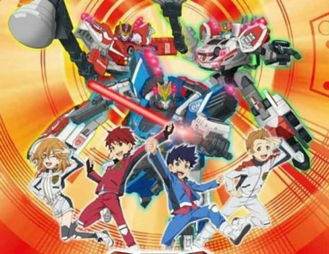 Mainan Mobil-Mobilan Tomica Dari Takara Tomy Dapatkan Anime TV Earth Granner Pada Bulan April 2020 3