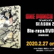 Dua Menit Pertama Episode OVA Baru Ke-5 One-Punch Man Diperlihatkan Dalam Video Klip 22