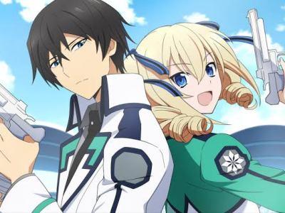Anime The Irregular at Magic High School Season 2 Akan Tayang Pada Bulan Juli 2020 8