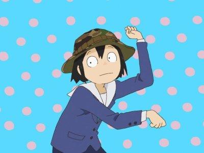 Video Baru Dari Anime Keep Your Hands Off Eizouken! Memperlihatkan Rangkaian Animasi Pembukanya 40