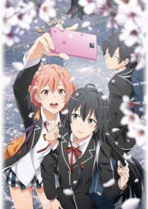 PV Season ke-3 Anime My Teen Romantic Comedy SNAFU Perdengarkan Lagu Tema dari Nagi Yanagi 3